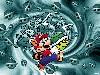 Free Games Wallpaper : Mario Advance