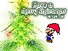 Free Games Wallpaper : Mario - Christmas
