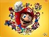 Free Games Wallpaper : Mario Evolution