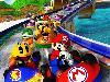 Free Games Wallpaper : Mario Kart Arcade Grand Prix