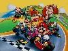 Free Games Wallpaper : Mario Kart - Classic