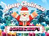 Free Games Wallpaper : Minecraft - Merry Christmas