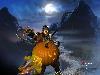 Free Games Wallpaper : Mortal Kombat - Halloween