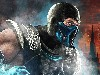 Free Games Wallpaper : Mortal Kombat - Sub-Zero