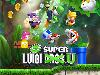 Free Games Wallpaper : New Super Luigi U