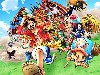 Free Games Wallpaper : One Piece - Unlimited World RED
