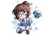 Free Games Wallpaper : Overwatch - Mei