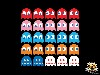 Free Games Wallpaper : Pac-Man - Ghosts