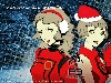 Free Games Wallpaper : Persona - Christmas