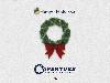 Free Games Wallpaper : Portal - Christmas