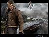 Papel de Parede Gratuito de Jogos : Resident Evil 4 - Leon