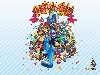 Free Games Wallpaper : Rockman