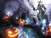 Free Games Wallpaper : Sacred Legends - Halloween
