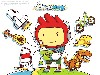 Free Games Wallpaper : Scribblenauts
