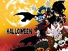 Free Games Wallpaper : Sonic - Halloween