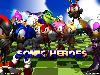 Free Games Wallpaper : Sonic Heroes