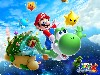 Free Games Wallpaper : Super Mario Galaxy 2