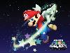 Free Games Wallpaper : Super Mario Galaxy