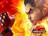 Free Games Wallpaper : Tekken 5 - Kazuya Mishima