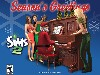 Free Games Wallpaper : The Sims 2 - Christmas