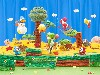 Free Games Wallpaper : Yoshi's Woolly World