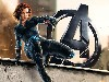 Free Movies Wallpaper : Avengers - Age of Ultron (Black Widow)