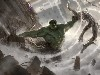 Free Movies Wallpaper : The Avengers - Concept Art (Hulk)