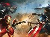 Free Movies Wallpaper : Captain America - Civil War