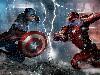 Free Movies Wallpaper : Captain America - Civil War