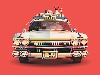 Free Movies Wallpaper : Ghostbusters - Ecto-1