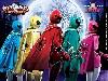 Free Movies Wallpaper : Power Rangers