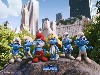 Free Movies Wallpaper : The Smurfs