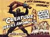 Free Movies Wallpaper : The Creature Walks Among us