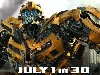 Free Movies Wallpaper : Transformers 3 - Bumblebee