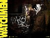 Free Movies Wallpaper : Watchmen - Rorschach