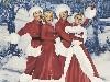 Free Movies Wallpaper : White Christmas