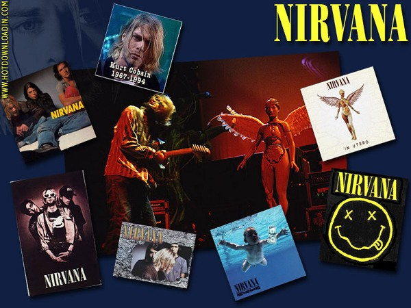 Music Wallpaper : Nirvana