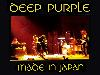 Free Music Wallpaper : Deep Purple - Made in Japan