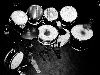 Free Music Wallpaper : Drumset