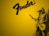 Free Music Wallpaper : Fender - Art