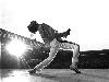 Free Music Wallpaper : Freddie Mercury