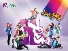 Free Music Wallpaper : f(x) + SHINee