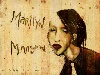 Free Music Wallpaper : Marilyn Manson