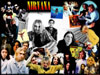 Free Music Wallpaper : Nirvana