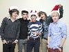 Free Music Wallpaper : One Direction - Christmas