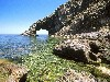 Free Nature Wallpaper : Arco Del Elefante - Pantelleria Island (Italy)