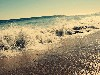 Free Nature Wallpaper : Beach - Waves