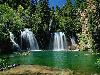 Free Nature Wallpaper : Beautiful Falls