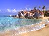 Free Nature Wallpaper : Beautiful Beach