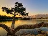Free Nature Wallpaper : Lake